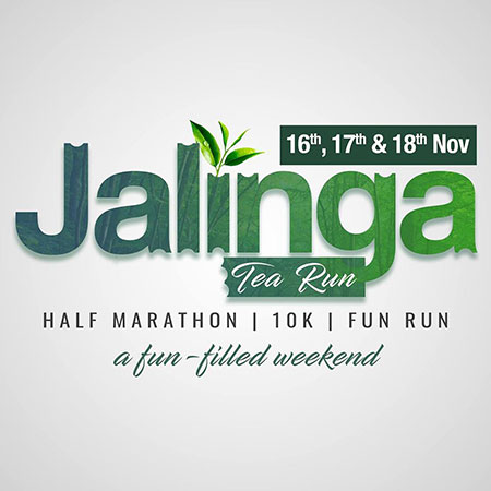 RUN, LIFEBRANDS, RUN! Wir sind stolzer Sponsor des Jalinga Tea Run in Assam.